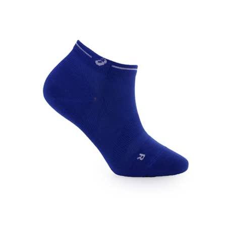 (男) ASICS 日製 長距離襪子-短襪 踝襪 慢跑 路跑 鐵人三項 亞瑟士 藍