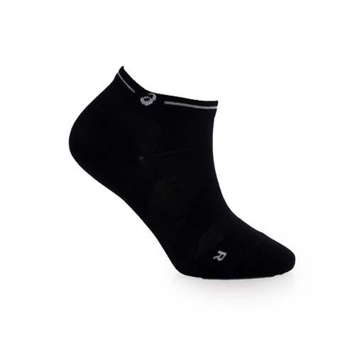 (男) ASICS 日製 長sogo 電話距離襪子-短襪 踝襪 慢跑 路跑 鐵人三項 亞瑟士 黑