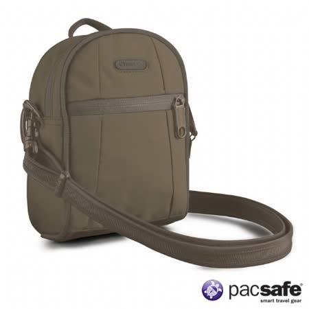 Pacsafe 2L METROSAFE100GII防盜單肩包(叢林綠)