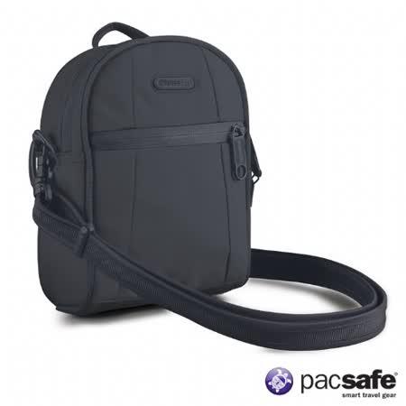 Pacsafe 2L METROSAFE100GII防盜單肩包(午夜藍)