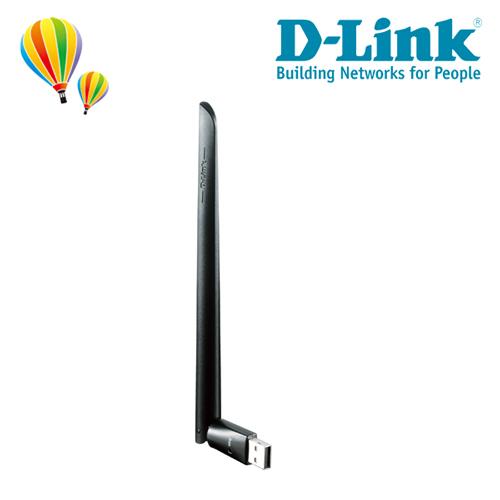 D-Link 友訊 DWA-172  AC600雙頻USB 無線網路卡