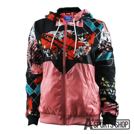 ADIDAS (女) 愛迪達 COLORADO WB 外套 粉紅-AP9547