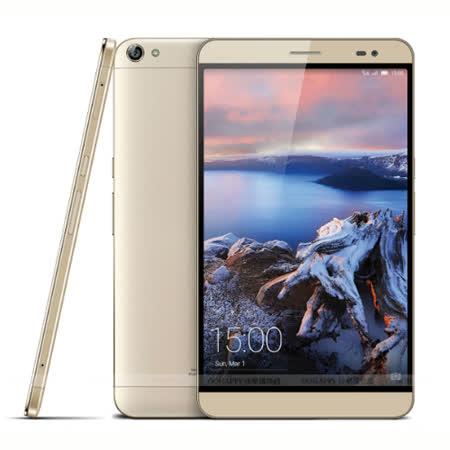 Huawei華為 MediaPad X2 32GB LTE版 7吋 雙4G雙卡 八核心通話平板電腦(金)【加贈讀卡機+清潔組】