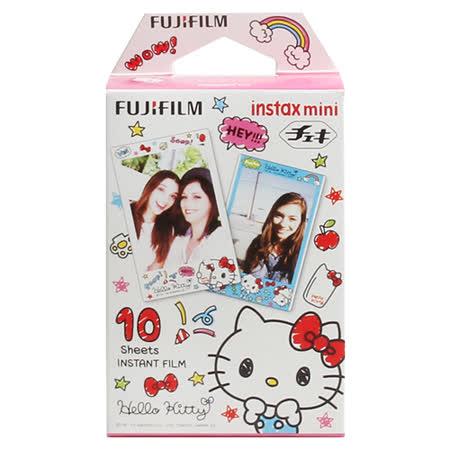 FUJIFILM instax mini Kitty 2016限量版 拍立得底片(3盒裝).