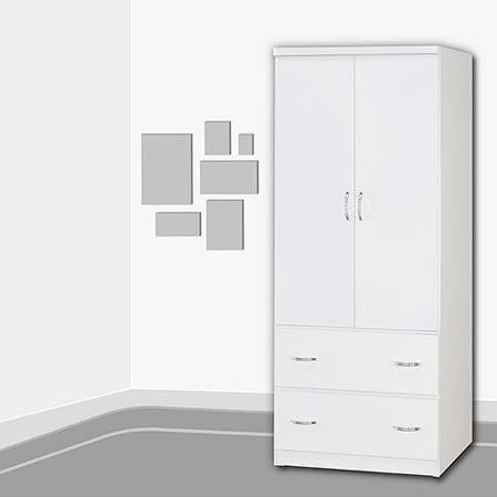 【AS】露西亞2尺衣櫃
