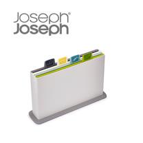 Joseph Joseph英國創意餐廚★新自然色檔案夾砧板組★60113