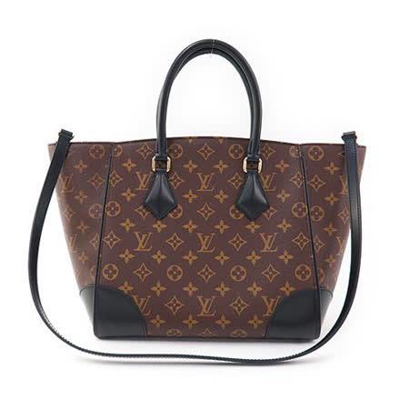 Louis Vuitton Phenix MM 經典花紋兩用仕女包