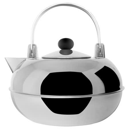 【福利品】歐喜廚 OSICHEF 圓球不鏽鋼茶壺 3.2L