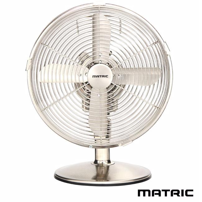 松木MATRIC Breeze~10金屬桌扇 MG~AF1001S ^( 貨^)