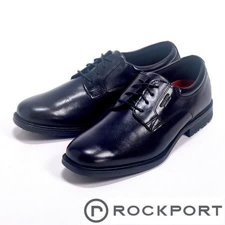 Rockport(男)都會雅仕系列/ ESSENTIAL DETAILS 時尚綁帶皮鞋男鞋