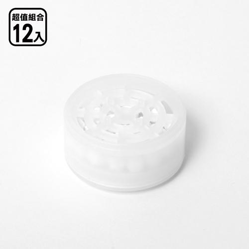 【歐奇納 OHKINA】水龍頭三段式節水/防濺淨水過濾器_專用濾心(12入裝)