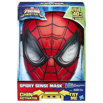 漫威蜘蛛人聲光面具