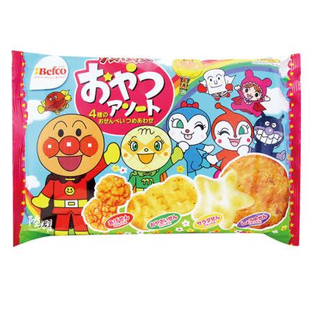 栗山麵包超人綜合米果151.6g