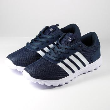 (女) GIOVANNI VALENTINO 輕底跑鞋 藍 鞋全家福