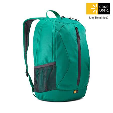 美國Case Logic 雙肩15.6吋/10.1吋平板電腦後背包IBIR-115薄荷綠色