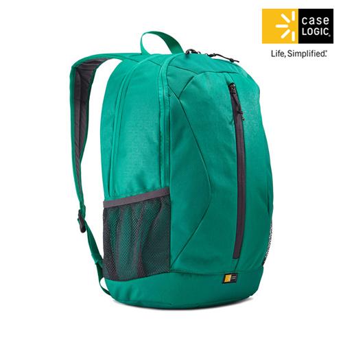 美國Case Logic 雙肩15.6吋10.1吋平板電腦後背包IBIR~115薄荷綠色
