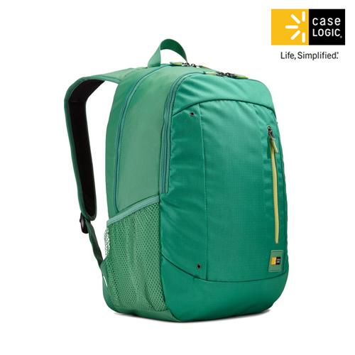 美國Case Logic 雙肩15.6吋10.1吋平板電腦後背包WMBP~115葉綠色
