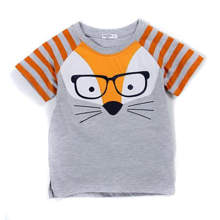 (兒童棉T)歐美風格設計創意兒童棉T恤