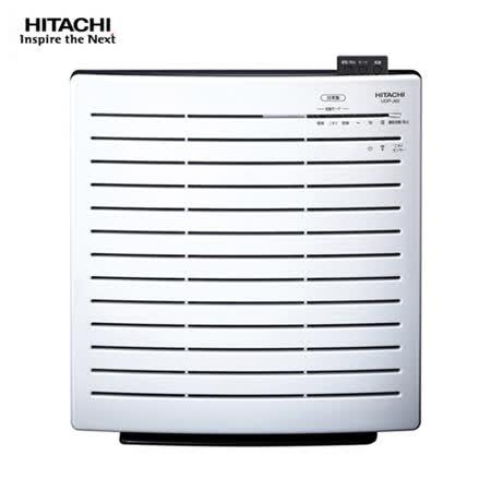 日本原裝【HITACHI 日立】UDP-J60 空氣清靜機 適用約7.5坪 2.5L/日 3年保固 原廠公司貨