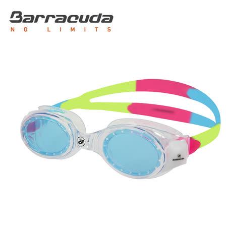 美國巴洛酷達Barracuda兒童運動型抗UV防霧泳鏡 REVIVE JR #7320