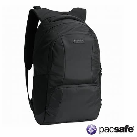 Pacsafe METROSAFE 22L GII CITY後背包(黑色)