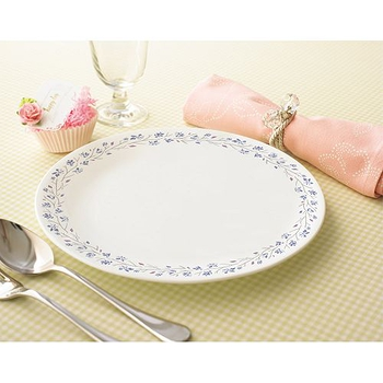 CORELLE 康寧絕美紫葳3件式餐盤組-C01