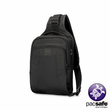 Pacsafe METROSAFE LS150 防盜斜肩包(7L)(黑色)