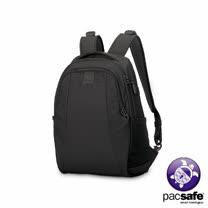 Pacsafe METROSAFE LS350 防盜雙肩背包(15L)(黑色)