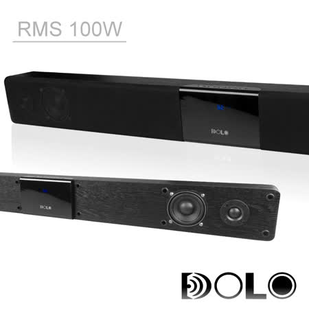 DOLO 星艦標準版 STARSHIP 100W 2.2聲道全方位家用藍牙音響 (公司貨)