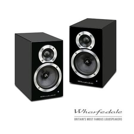 英國Wharfedale DS-1 主動式藍芽喇叭-黑色(一對) 全新展示品