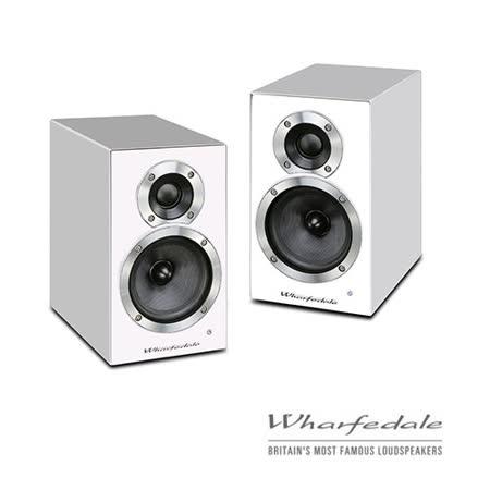 英國Wharfedale DS-1 主動式藍芽喇叭-白色(一對) 全新展示品