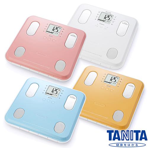 日本桃園 統領TANITA九合一體組成計BC565-四色