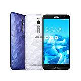 ASUS ZenFone 2 Deluxe ?ZE551ML 雙卡5.5吋_LTE 晶鑽藍 (4G/64G)