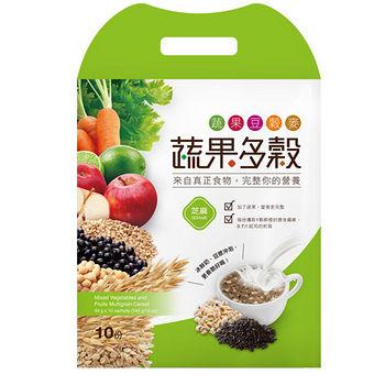 蔬果多穀-芝麻穀粉34g*10入