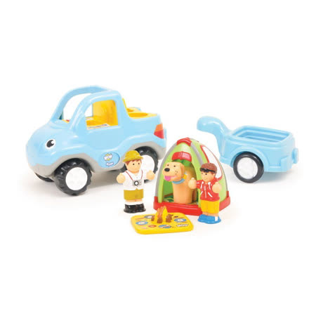 《英國WOW toys》露營越野車-萊恩