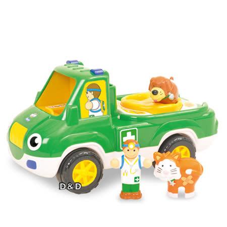《英國WOW toys》動物救護車-波西