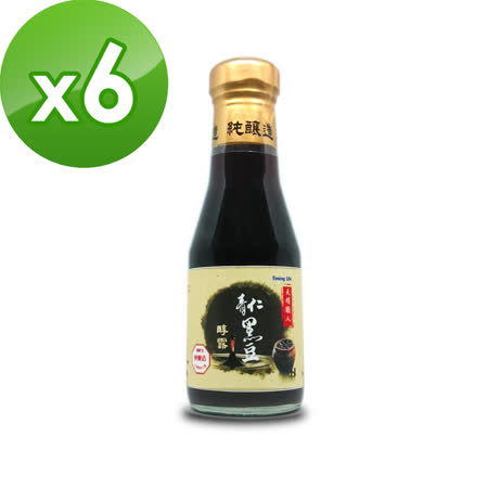 【天明職人】青仁黑豆醇露(150ml/瓶)x6瓶組