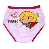 正義聯盟女童精梳純棉內褲(100~140cm)
