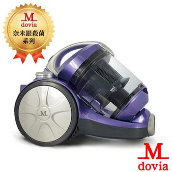 Mdovia 奈米銀殺菌 寵物毛髮無袋式吸塵器 乾式吸塵器