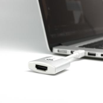 【亞果元素】M2 Adapter Mini DisplayPort對HDMI轉接器