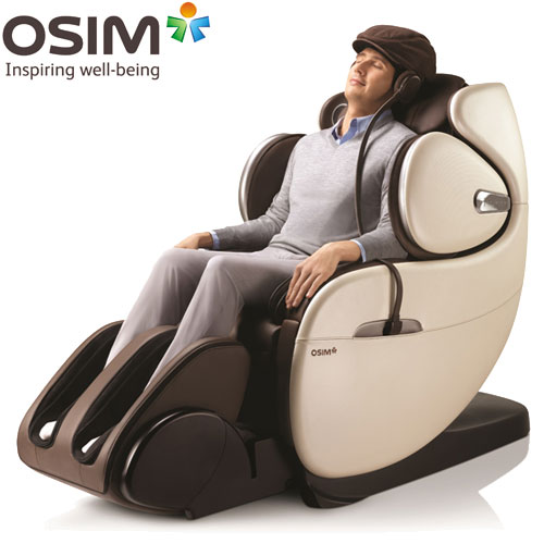 OSIM uInfinity Luxe 天王之王頭等款按摩椅 OS-848