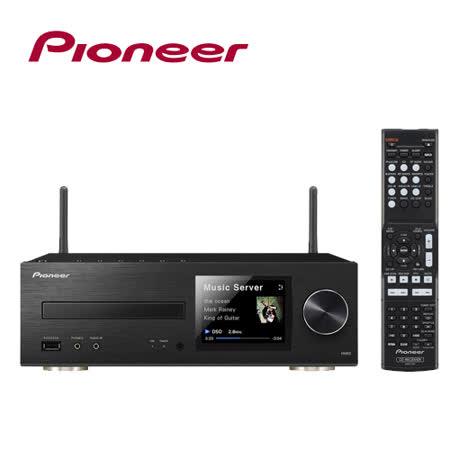 【Pioneer 先鋒】XC-HM82-K wifi 藍芽 USB 多功能播放擴大機