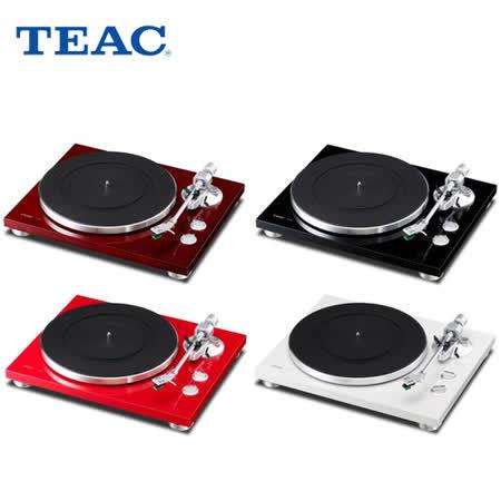 ★入門第一首選★TEAC TN300 TN-300 Turntable 黑膠播放器 類比唱盤 台灣公司貨