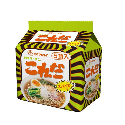 丸太九州醬油風味拉麵435g