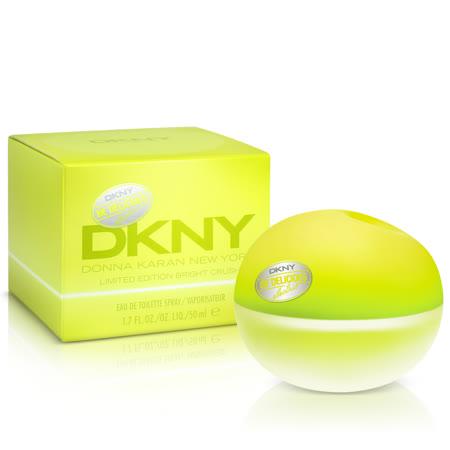 DKNY 舞爪蘋果-奔放拉丁女性淡香水(50ml)-送品牌小香