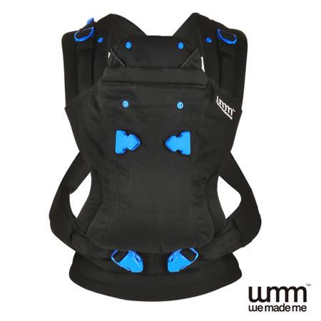 英國WMM-Pao 3P3式寶寶揹帶-沉靜黑