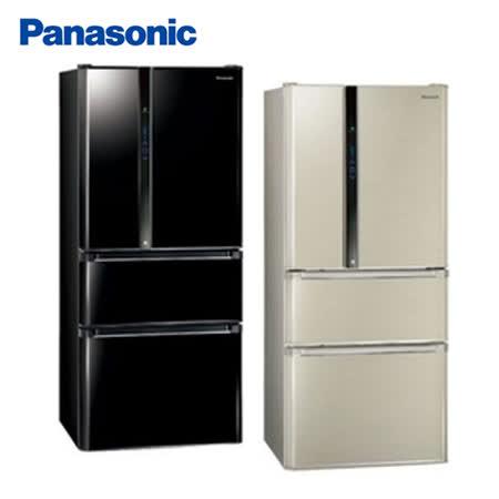 Panasonic 國際牌610公升智慧節能變頻四門冰箱NR-D618HV