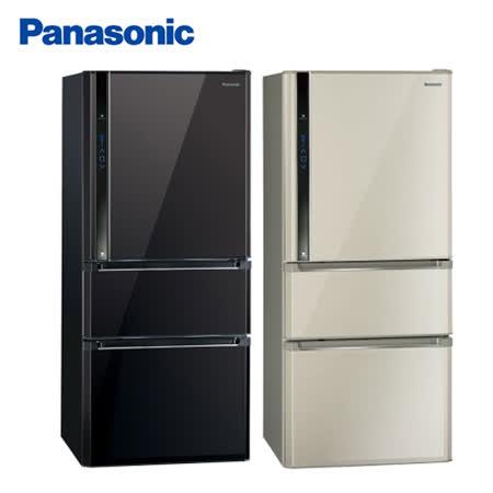 Panasonic 國際牌610公升智慧節能變頻三門冰箱NR-C618HV