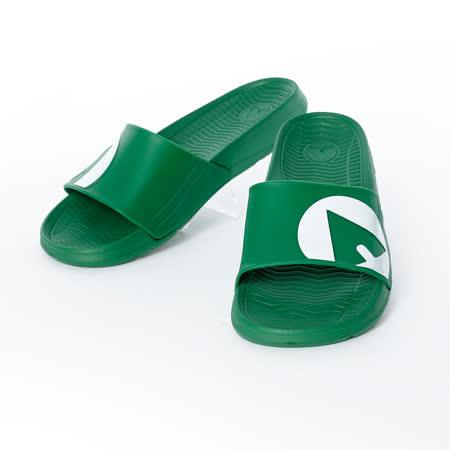 AIRWALK(男) - 輕盈舒適中性EVA休閒多功能室內外拖鞋 - 綠