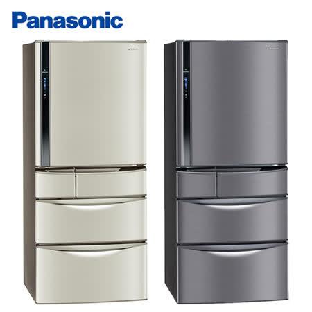 Panasonic 國際牌560公升智慧節能變頻五門冰箱NR-E567MV